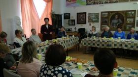 «Серебряные» волонтеры Екатеринбурга отметили День пожилого человека