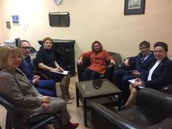 Свердловскую область посетили специалисты Национального медицинского исследовательского центра профилактической медицины