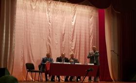 Итоги рабочей поездки в Алапаевск Министра здравоохранения Свердловской области Андрея Цветкова