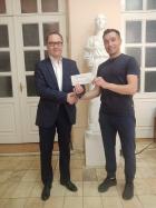 Свердловский областной центр медицинской профилактики вновь дарит подарки