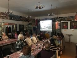 Ветераны здравоохранения встретились в киноклубе «Бо+ранка»