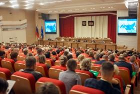 Опубликованы фотографии с XI Уральского конгресса по здоровому образу жизни