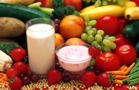 Правила здорового питания