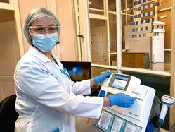 Анализатор газов крови и электролитов появился в Детской городской больнице Нижнего Тагила