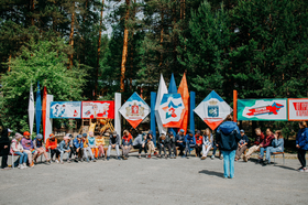 Фельдшер скорой медицинской помощи Березовской ЦГБ рассказал детям, как уберечь себя от травм летом