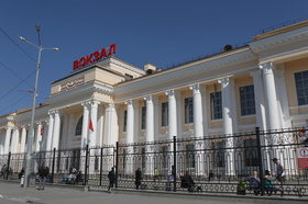Пассажиров Свердловской железной дороги приглашают на вакцинацию от COVID-19