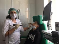 Отоларингологи детской больницы Первоуральска получили риноларингофиброскоп за 1,5 миллиона рублей