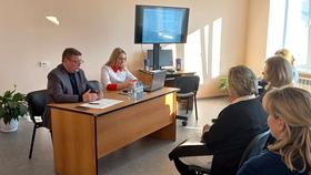 Сергей Турков оценил реализацию нацпроекта «Здравоохранение» в Качканаре