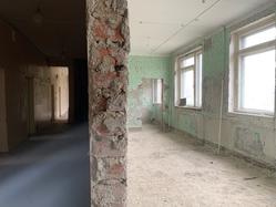 В Ирбите начался масштабный ремонт детской поликлиники