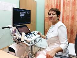 Для обследования пациентов Северного округа начал использоваться УЗИ-аппарат эксперт-класса